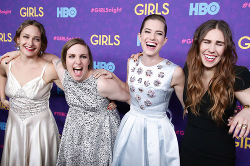 - Girlsthird season premiere viewing party