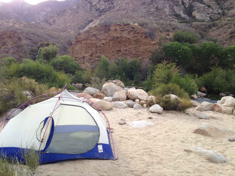 Kernville_Camping