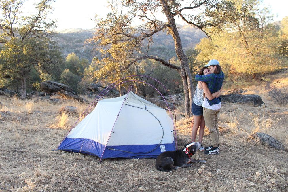 Coarsegold_Camping