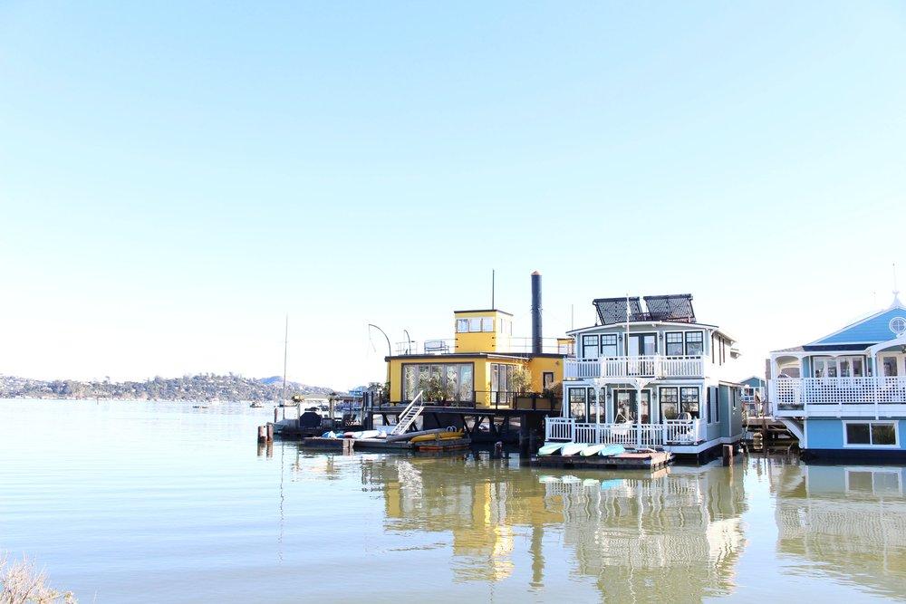 Sausalito_Boats