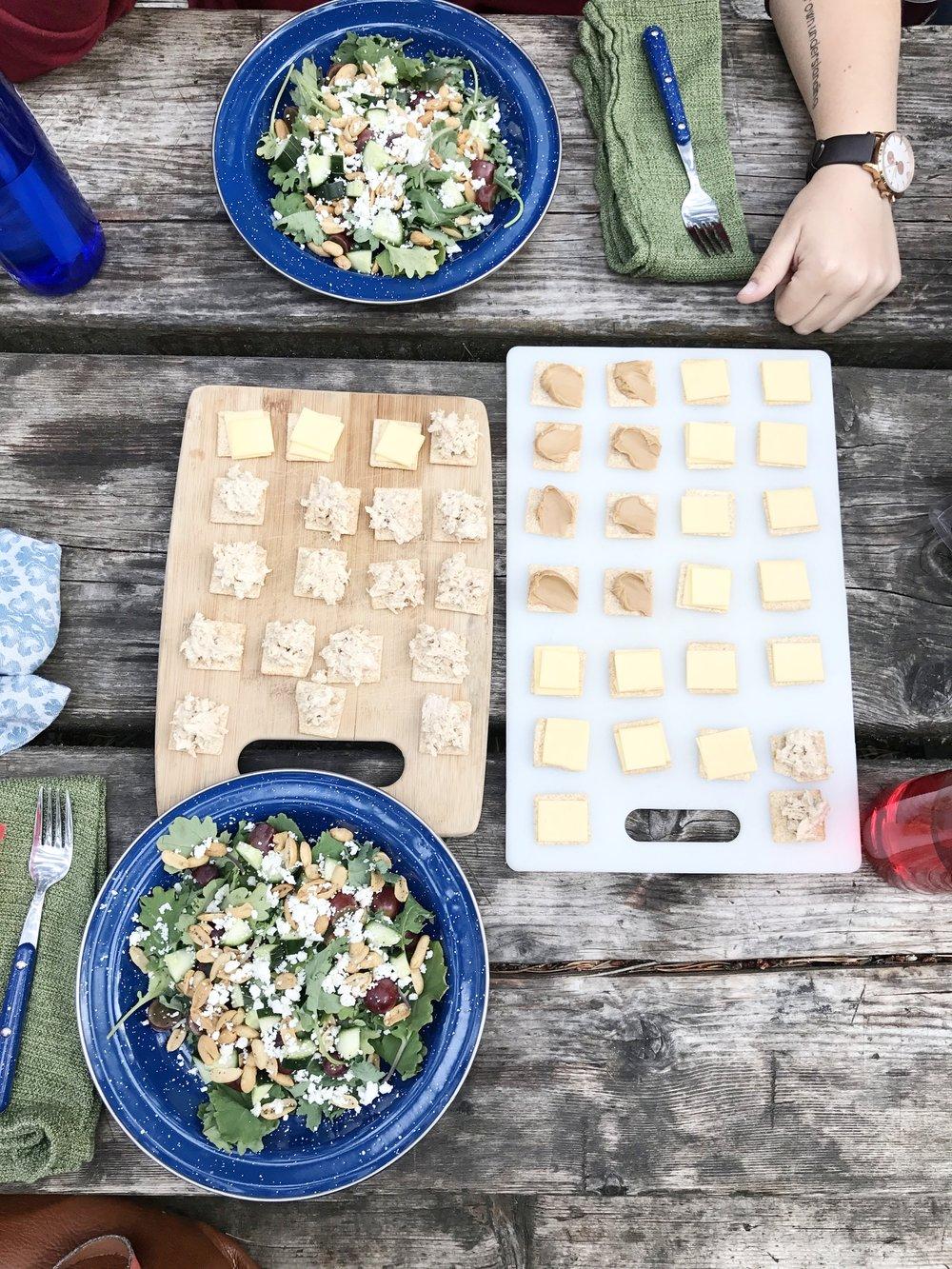 Banff_Camping_Dinner