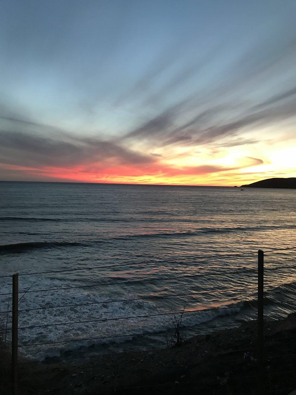 Pismo_Ocean_Sunset