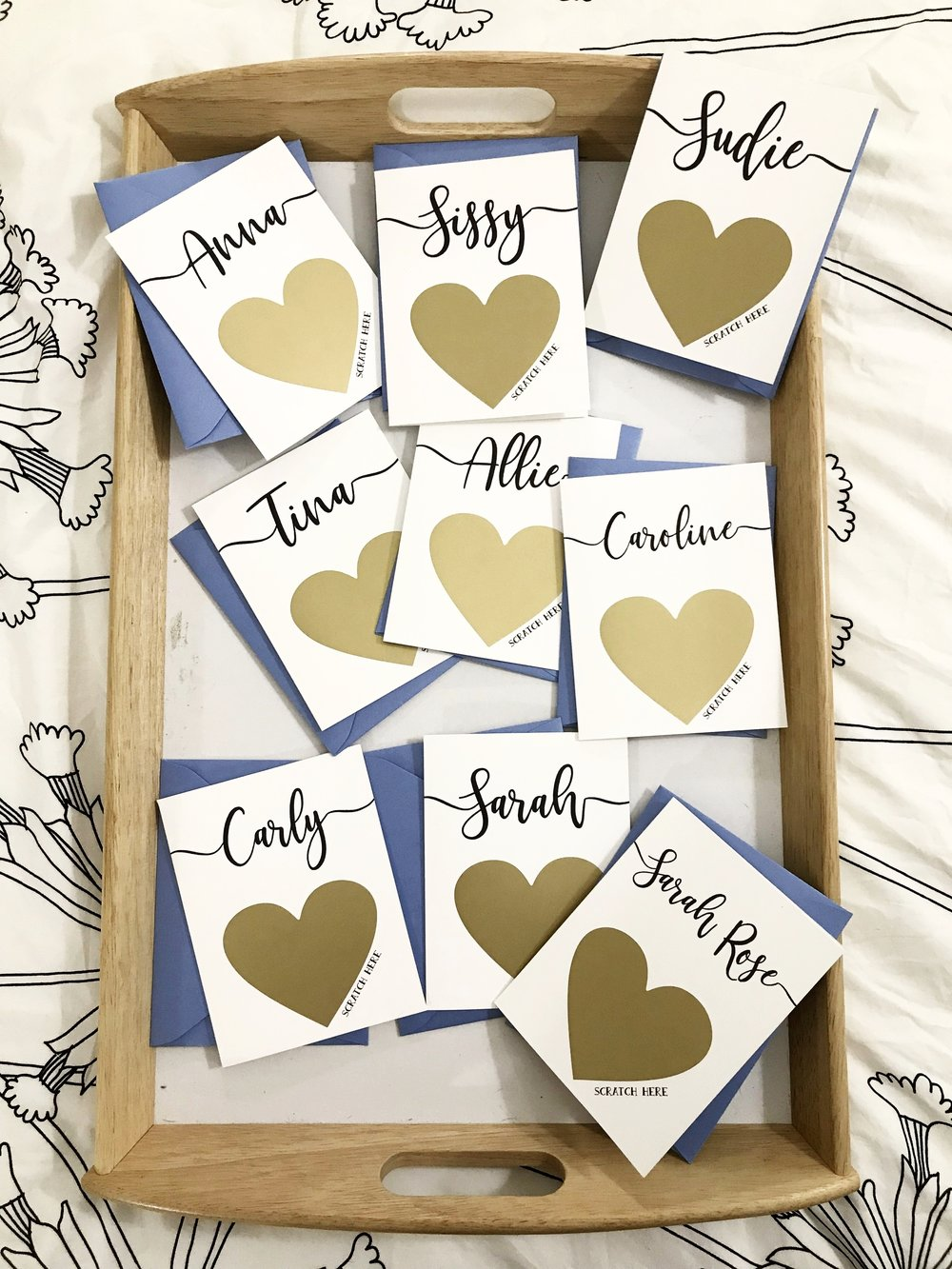 Bridesmaids_Letters