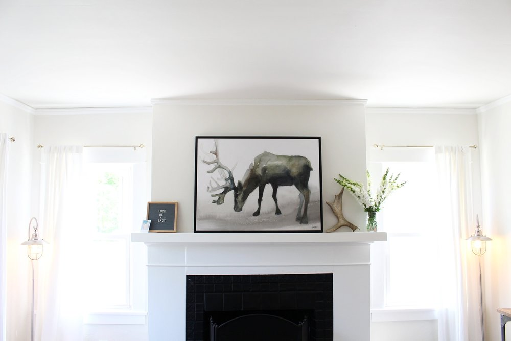 Home Tour_Fireplace