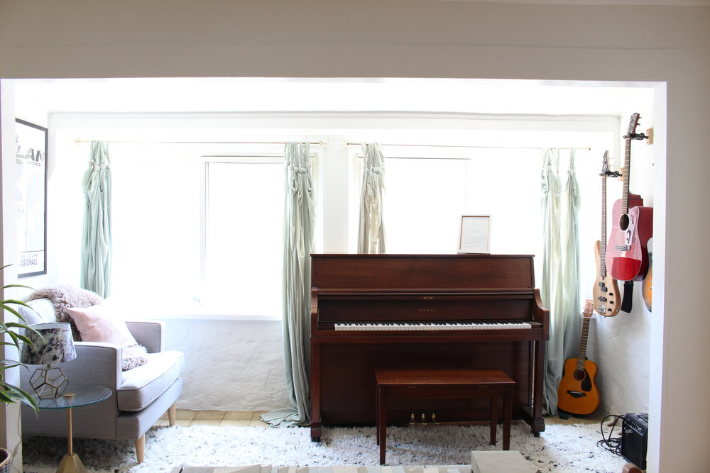 Home Tour_Music Nook