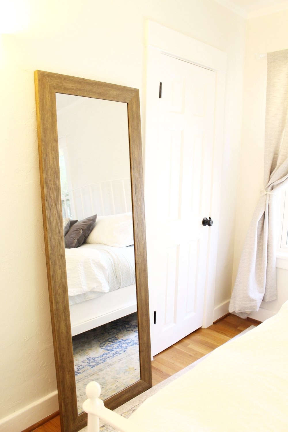Home Tour_Bedroom Mirror