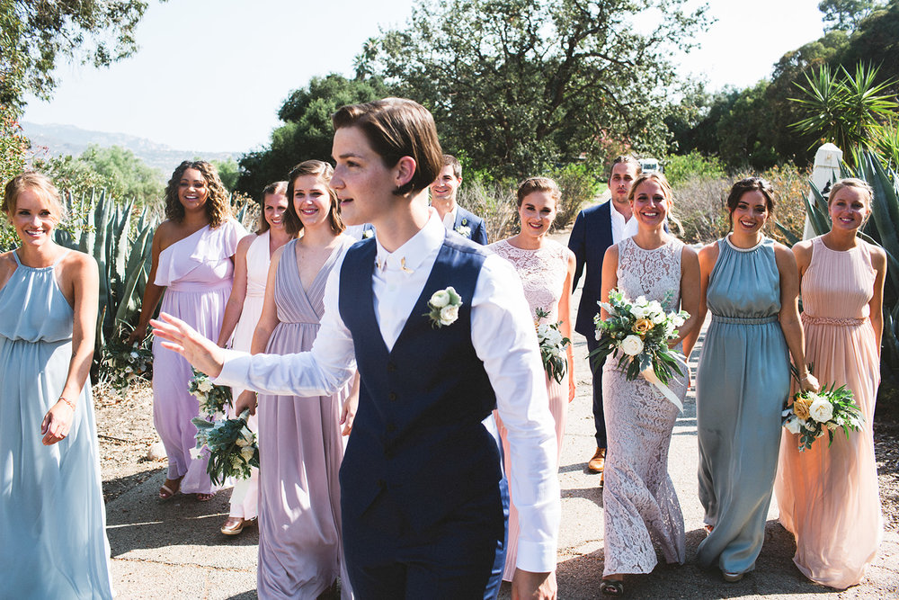 Mismatched_Bridesmaids