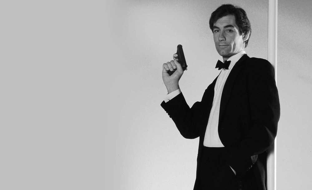5.TimothyDalton - Came out of the gate with a great starting film, but followed up with a Bond movie so bad that it put the franchise on hiatus for the next seven years while the producers attempted to figure out the direction to move forward with.