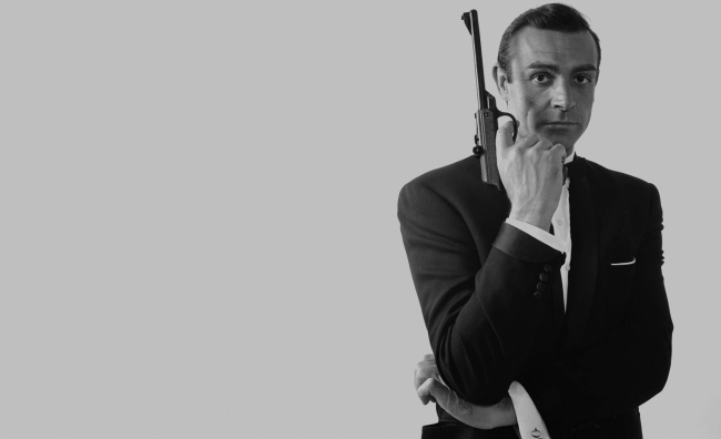 3. Sean Connery - The original James Bond. Connery is only edged out on my list due to the strength of performance by the remaining two actors.
