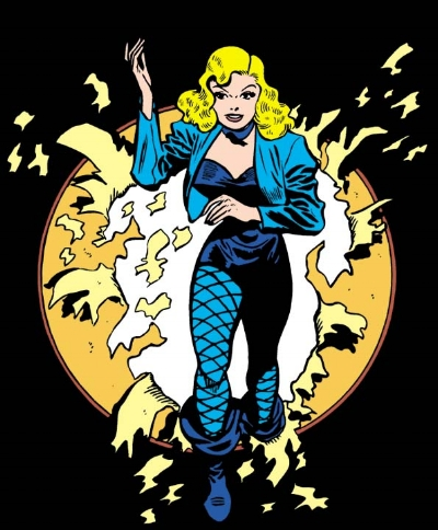 Dinah Drake Golden Age Black Canary