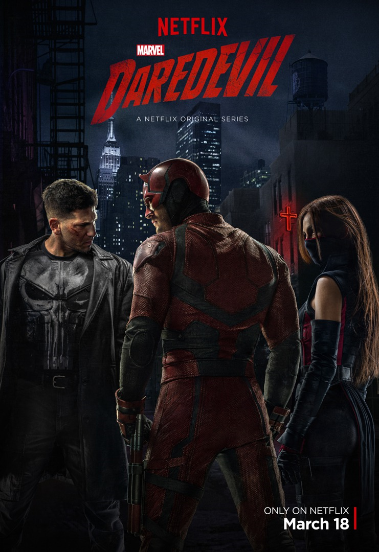 The Marvel Takeover - Day Three: Daredevil Season 2 Recap — The ARK of E