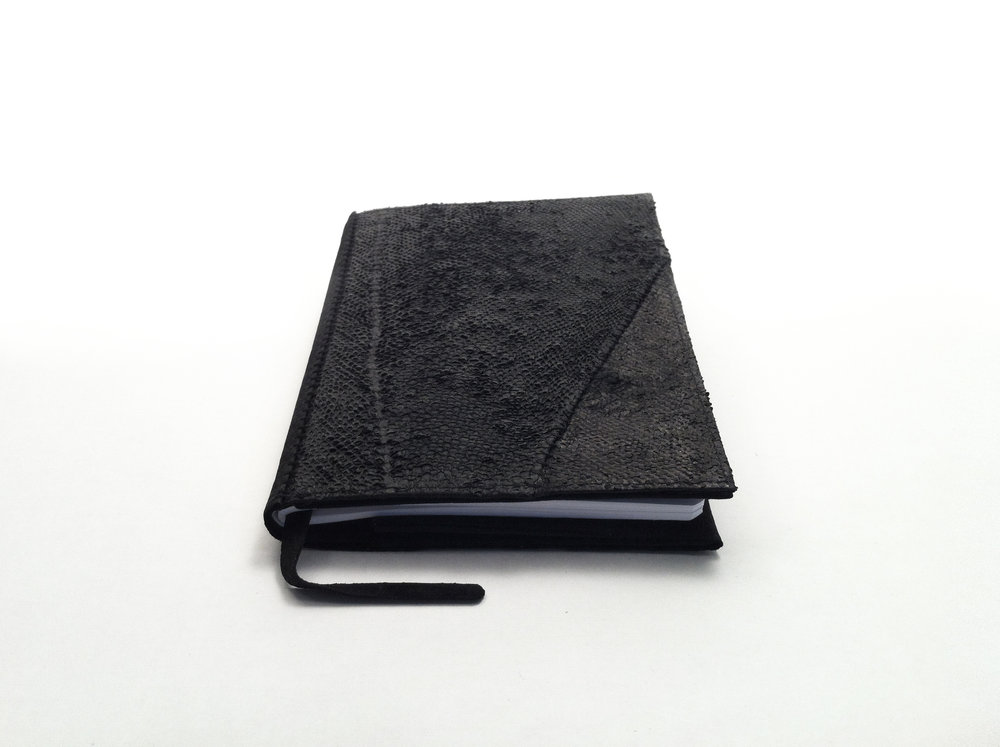 Hyd - Notebook Black Cod