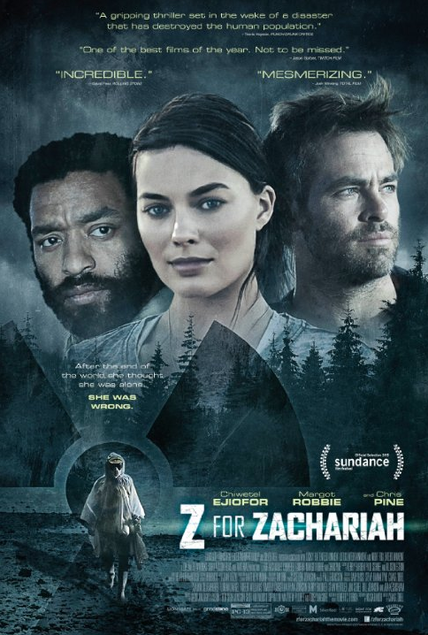 Z for Zachariah - Poster
