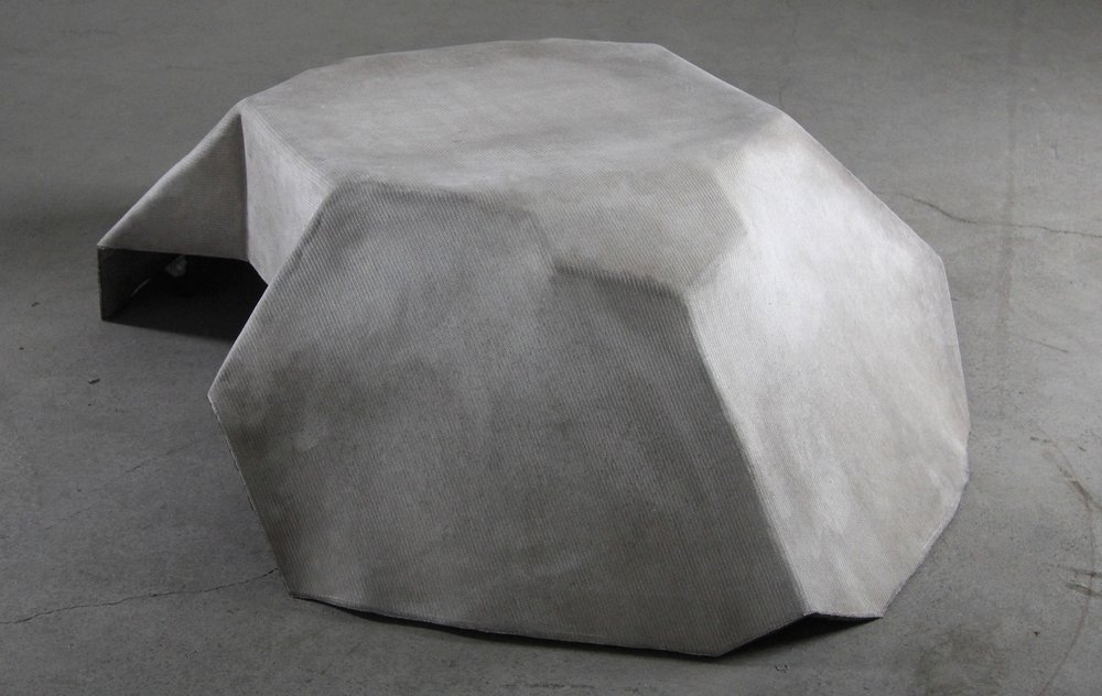 Sruli Recht - Plane Draped Table