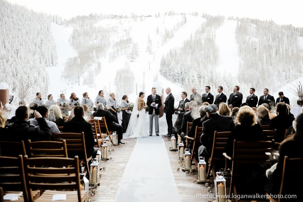 White and Gold Wedding Stein Eriksen Lodge--66.jpg