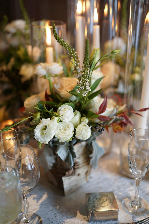 Photo: Pepper Nix Photography  Florist: Artisan Bloom  Planner: Soirée Productions
