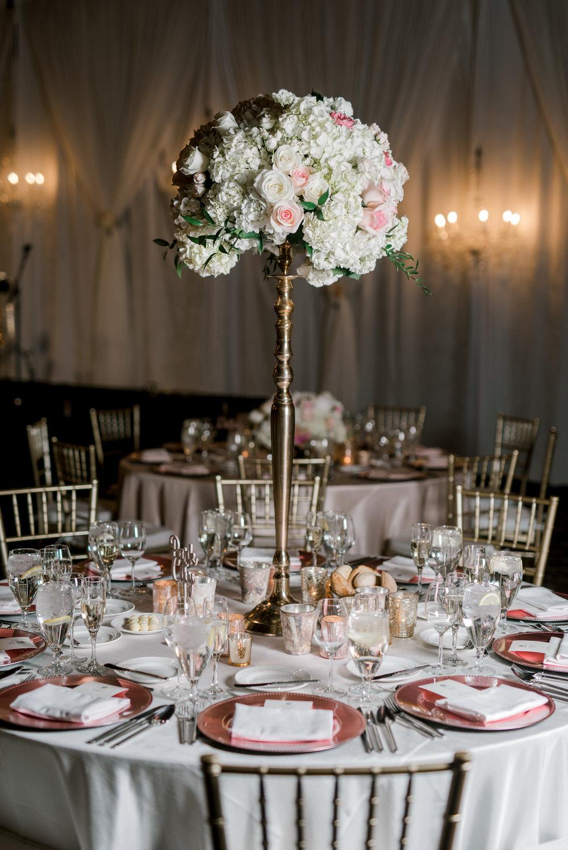 Photo: Kristina Curtis Photography  Planner: Silver Summit Event Design  Florist: Artisan Bloom