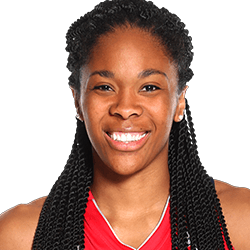 Krystal Thomas - Center