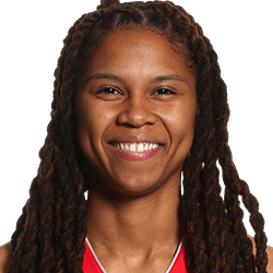 Tierra Ruffin-Pratt - Guard