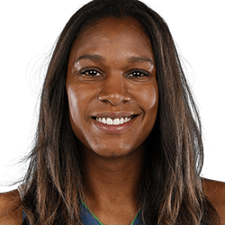 Rebekkah Brunson - Forward
