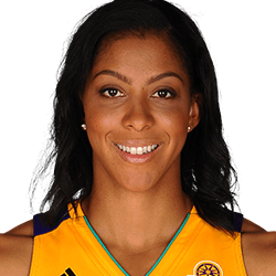 Candice Parker  - Forward (Los Angeles)