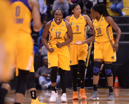 2017 WNBA Finals come down to game 5. Oct 4th 8pm EST