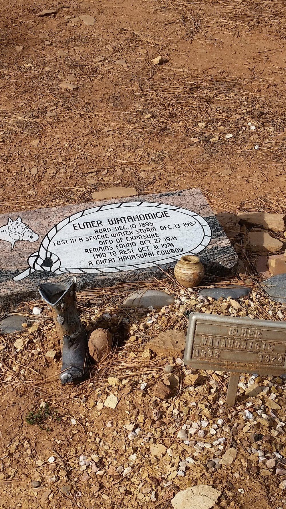 Elmer's Grave
