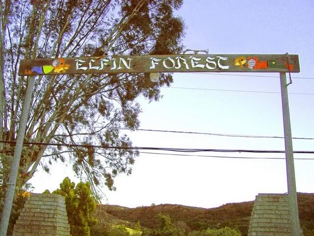 Elfin Forest Campgrounds Back in the day