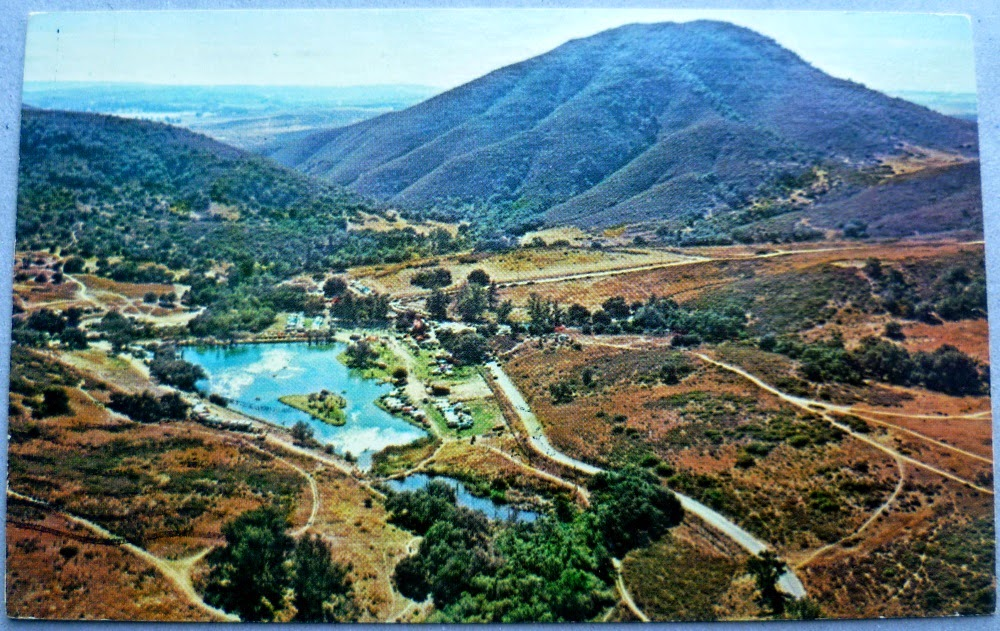 Elfin Forest Campground in the 60's