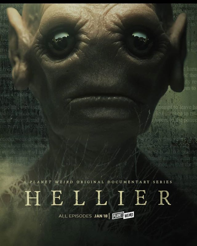 Season 3 is now live with our new co-host @weirdojeremy! We discuss the new #hellier documentary by @planetweird. 👽👻👽👾 #weirdosandwine #sandiego #paranormal #spooky #ghosts #aliens #cryptozoology