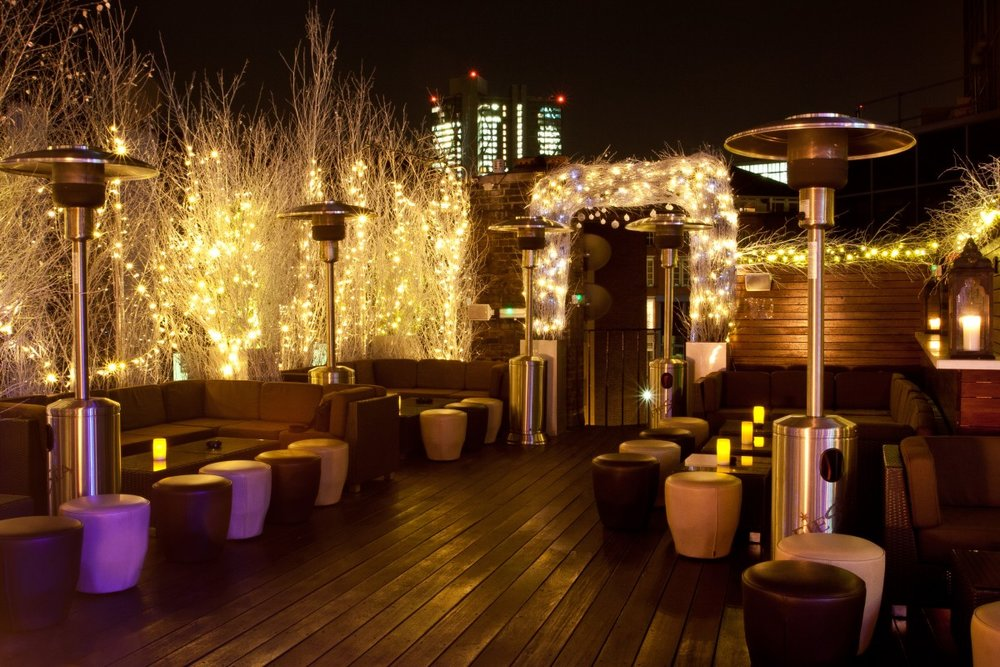 Golden Bee Rooftop Terrace