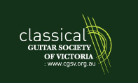 Classical Guitar Society of Victoria