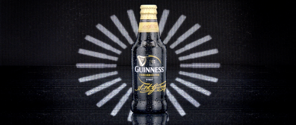 Guinness 'Made Of Black'