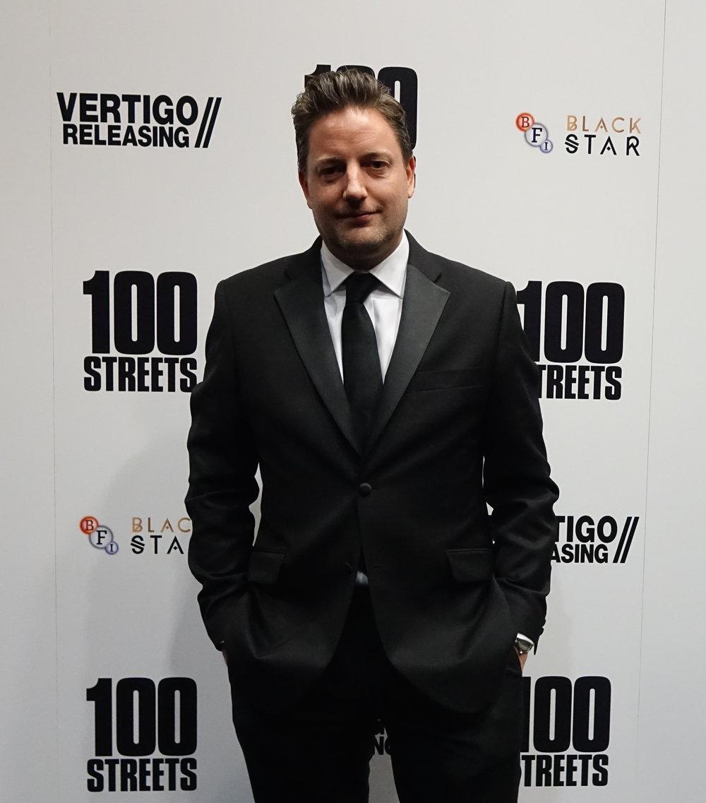 James Radford 100 Streets Premiere 002