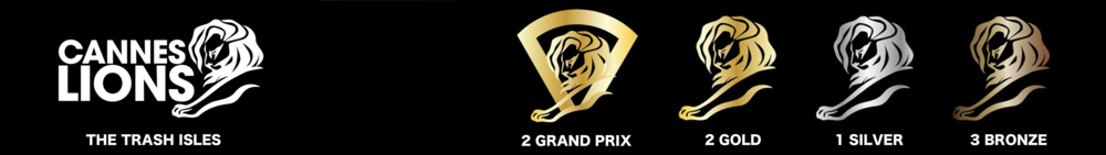 James Radford Music Cannes Lions Grand Prix