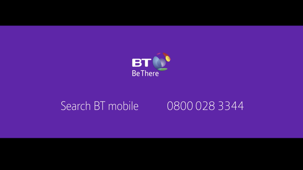 james radford bt mobile