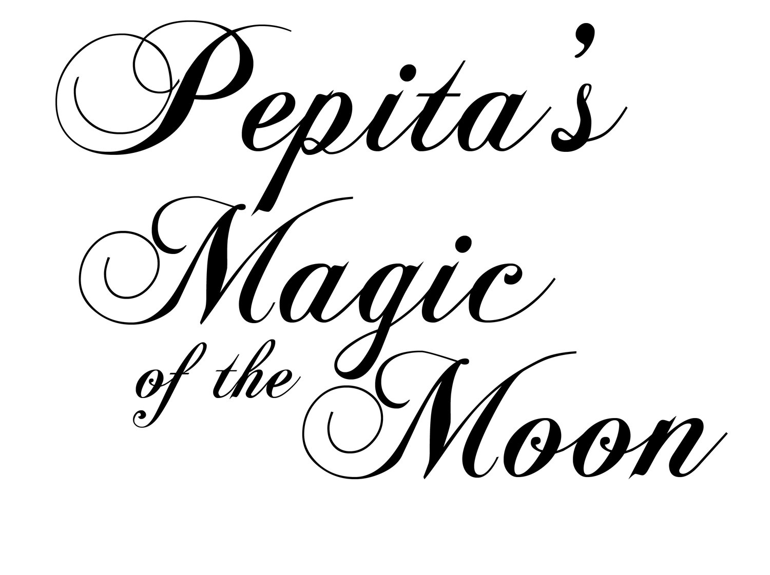 Pepita's Magic of the Moon