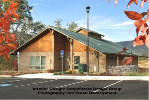 Applegate Library - 18485 N. Applegate Rd, Applegate, OR 97527 | (541) 846-7346