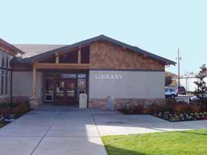 Eagle Point Library - 239 West Main Street, Eagle Point, OR 97524 | (541) 826-3313