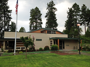 Phoenix Library - 510 West 1st Street, Phoenix, OR 97535 | (541) 535-7090