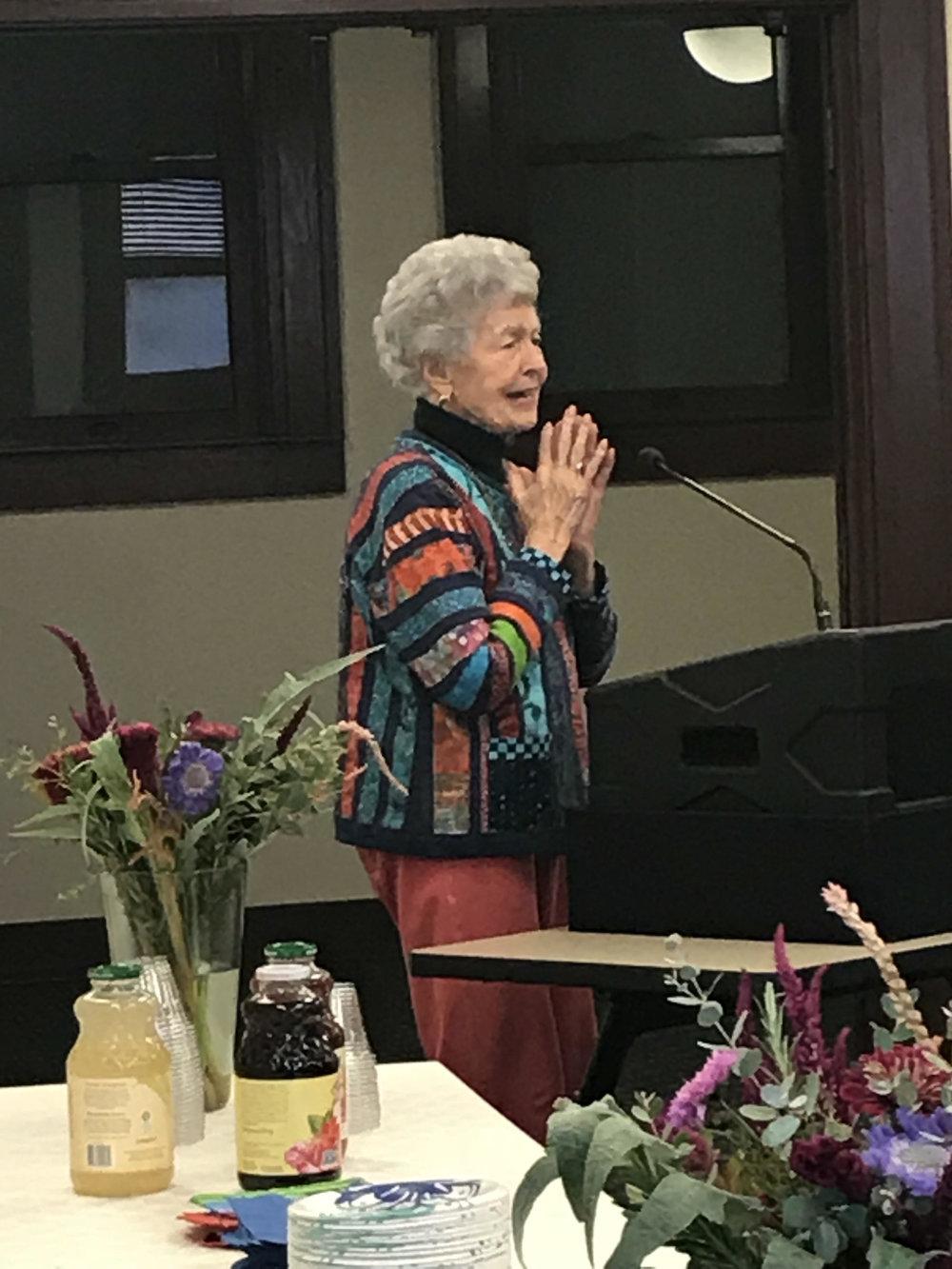 Mary Mastain