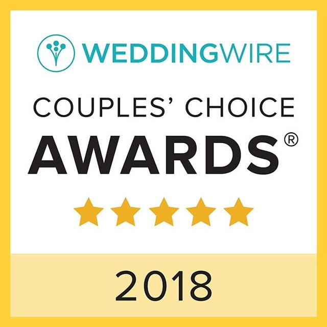 Wow! We are so grateful to be nominated for the @weddingwire Couples Choice Award!  Thank you to all of our clients, friends, and amazing vendors that made this happen. We love you!! #coupleschoiceaward #weddingwire #mountainsideevents #awards