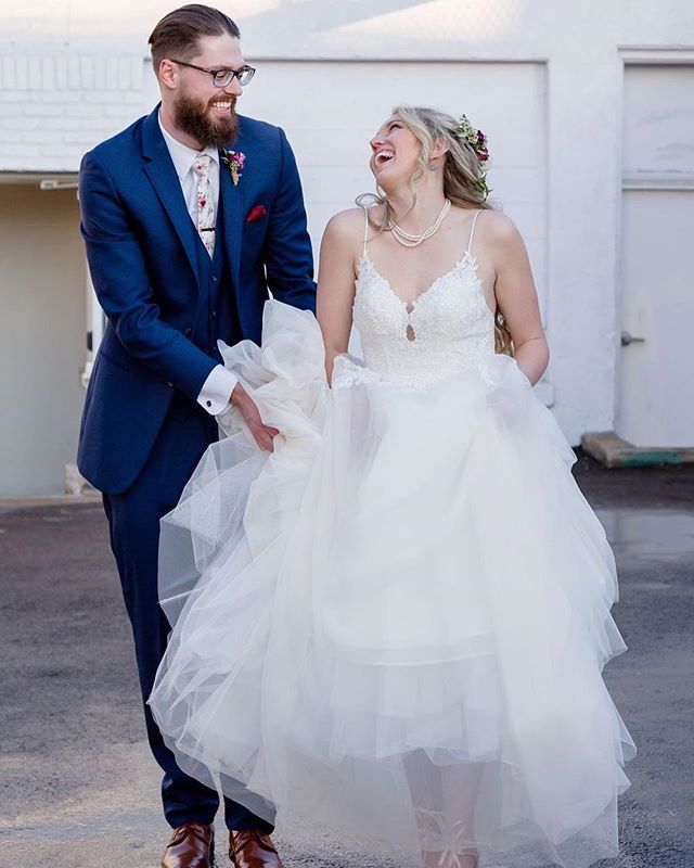So excited to share some of the photos from Taelor and Connor's wedding! Both of these two just radiate joy 💓  Planning: @mountainsideevents  Venue: @skylight.828  Photograpy: @heyjencolephoto  Catering: @sexypizza  Florist: @projectfloral  Rental Equipment: @eclectichive  Rentals: @copartrentals  Cake/Baker: @sugarbakeshopdenver  Dress/Tux: @doragracebridal  #coloradowedding #denverwedding #weddingplanner #winterwedding #brideandgroom #weddingdiy #weddingideas #weddingcoordinator #cowedding