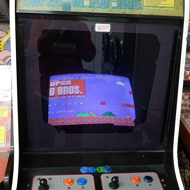 Super Mario bros arcade XD