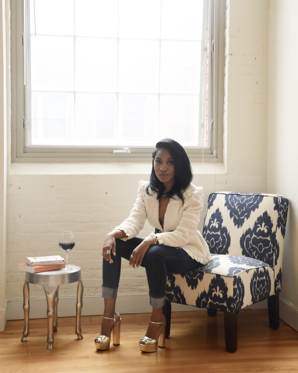 Founder and Creative Director: Reneé Lennox