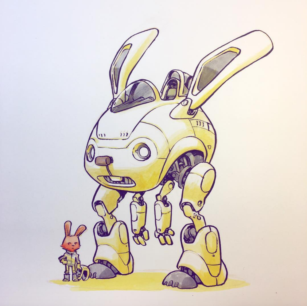 Rabbit pilot illustration by Jake Parker.png