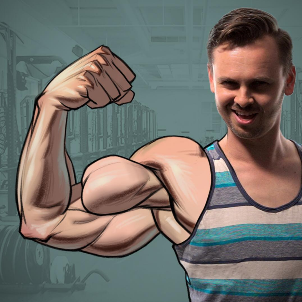 Bro, do you even lift? Proko does!