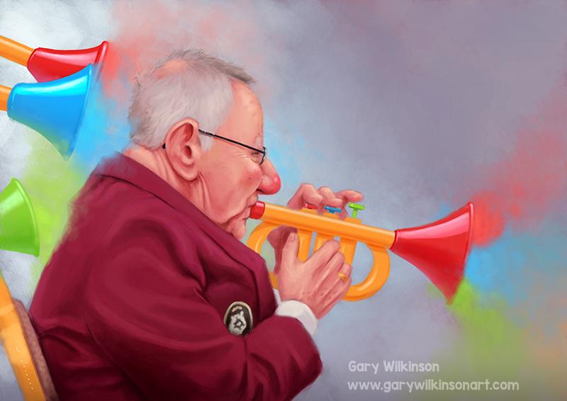 Gary Wilkinson -
