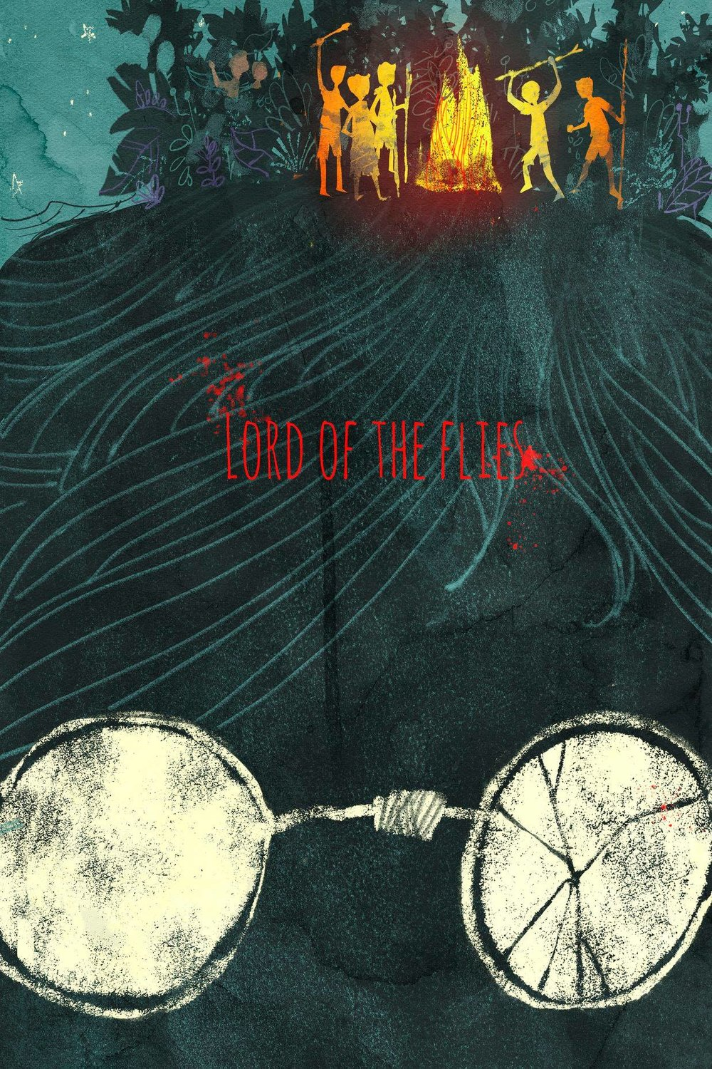 Book cover art by Lee White!
