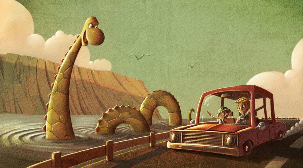 Art by Eric Castleman